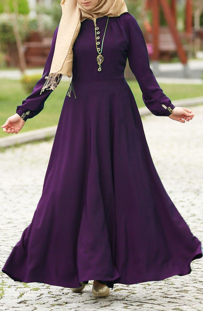 Eflatun renk kıyafetler ile 10 şık kombin fikri