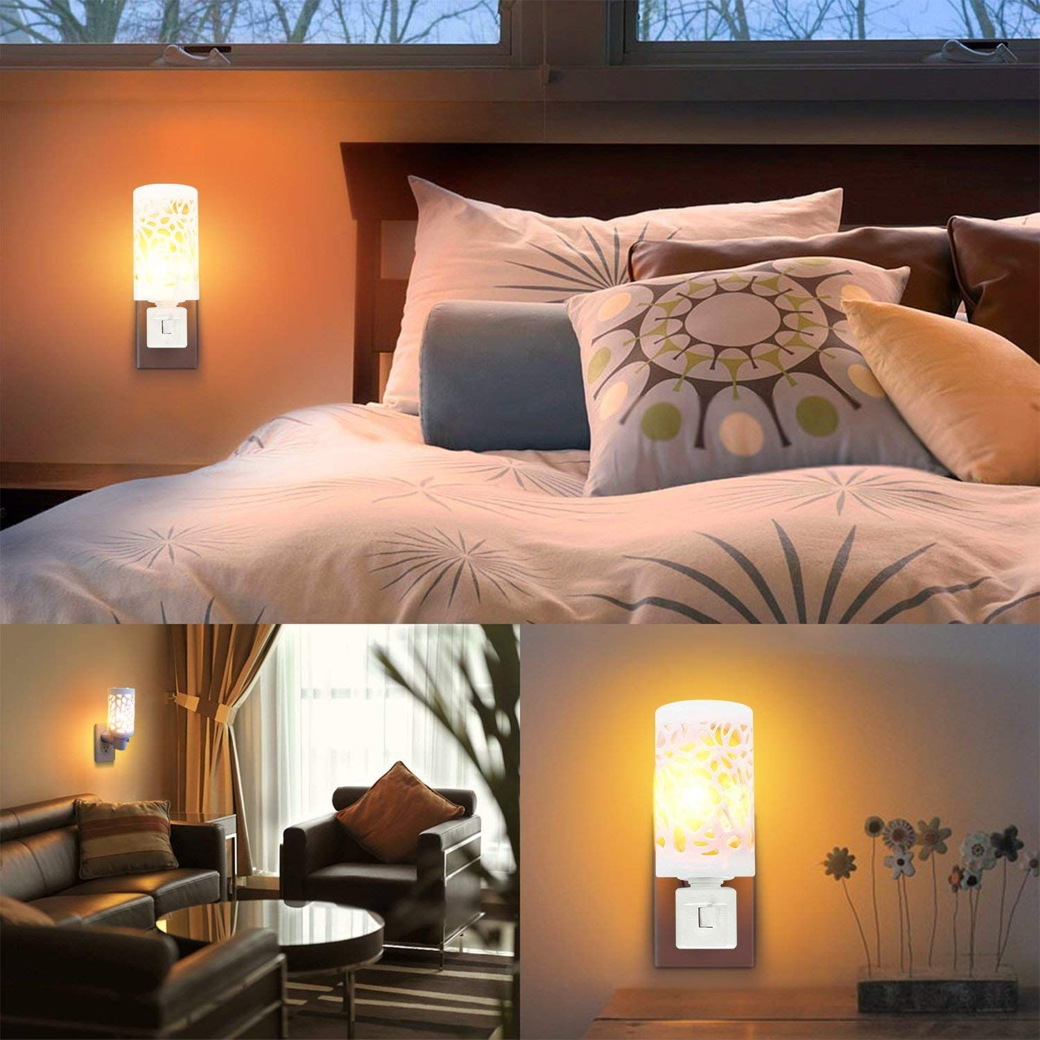 Salt84 Salt Night Light Has An In Built Rotatable Base To Fit Any Types Of The Plug With Manual On Off Switch And Has A De Salt Rock Lamp Salt Lamp Night Light