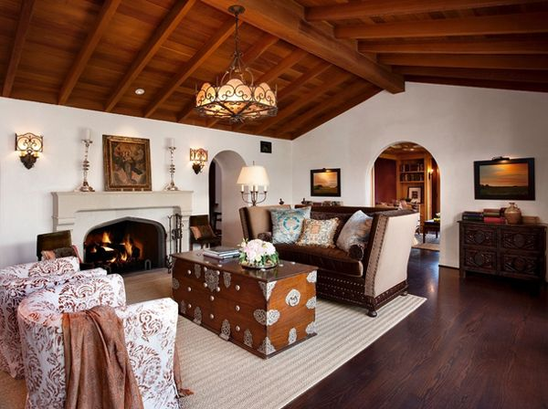 20 Marvelous Mexican Living Rooms Mexican living rooms, Mexican