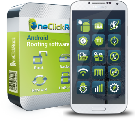 One Click Root is the smartest android rooting software