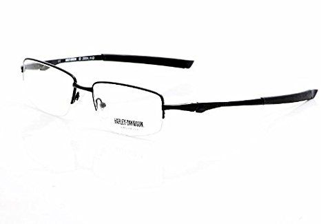 Harley Davidson Eyeglasses HD365 Black Optical Frame Review | Women ...