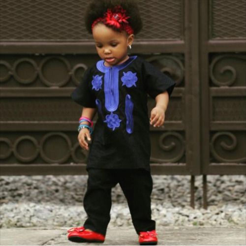 nigerianwedding:  @ariyikefallo  #NigerianKids #NigerianWedding