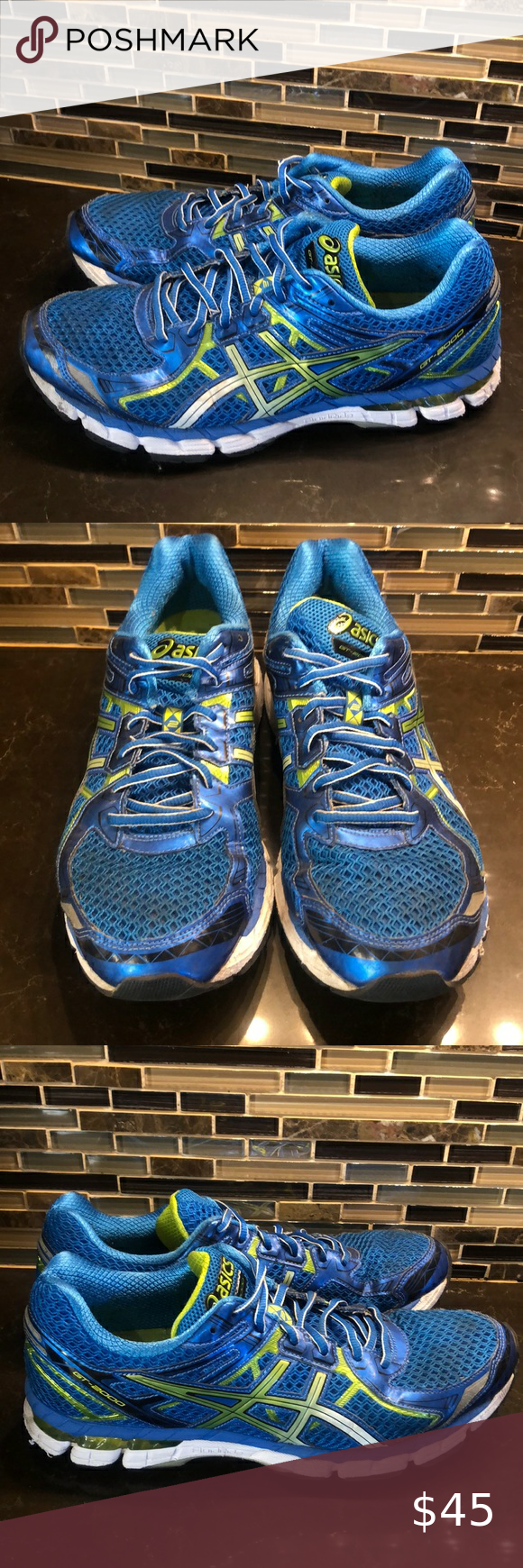 Sputare Indipendentemente Irrigazione  ASICS fluidride GT-2000 running shoes t3pn In good used condition Asics  Shoes Athletic Shoes in 2020 | Running shoes, Shoes, Asics shoes