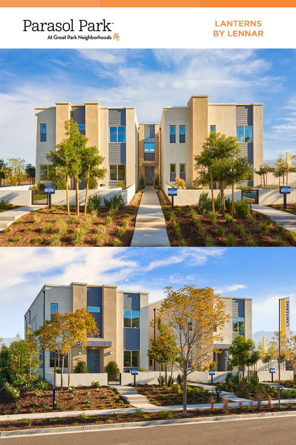 """Modern House Bungalow Exterior By Ar Sagar Morkhade Vdraw Architecture 91 8793196382: The Lanterns Luxury Townhomes Are Part Of Lennar's """"Everything's Included"""