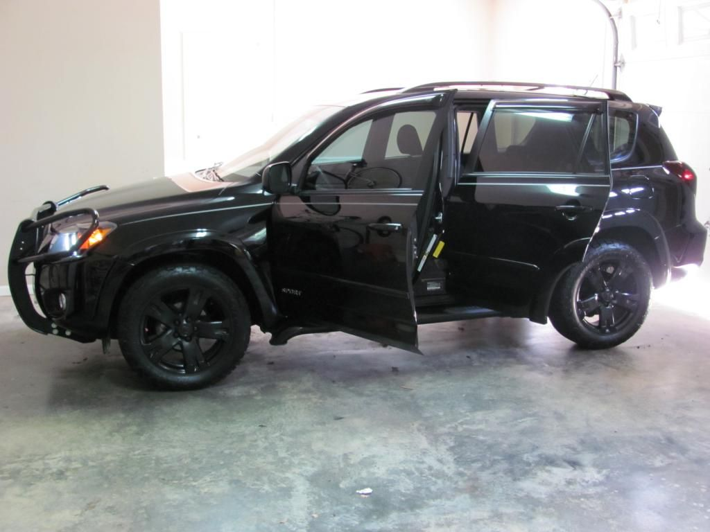 rav4 doors open Gen3 Rav4 Pinterest
