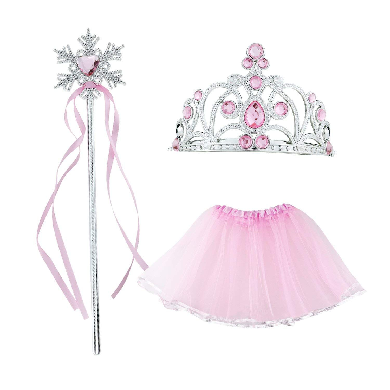 Amazon : 3-6 Year Old Girl Tiara-Crowns Girls Dress-Up Princess Just ...