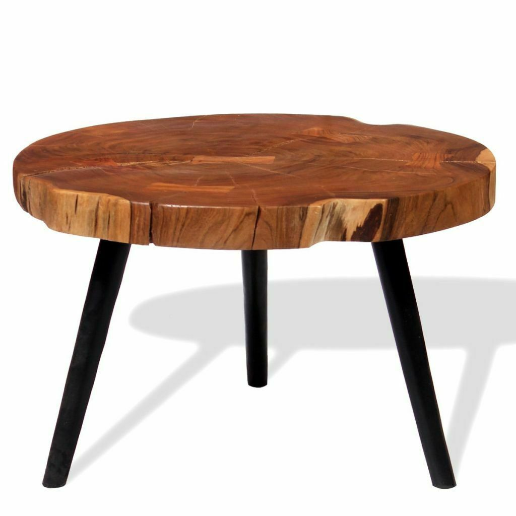 Table Basse Vidaxl En Bois D Acacia Avec Table Basse En Acacia