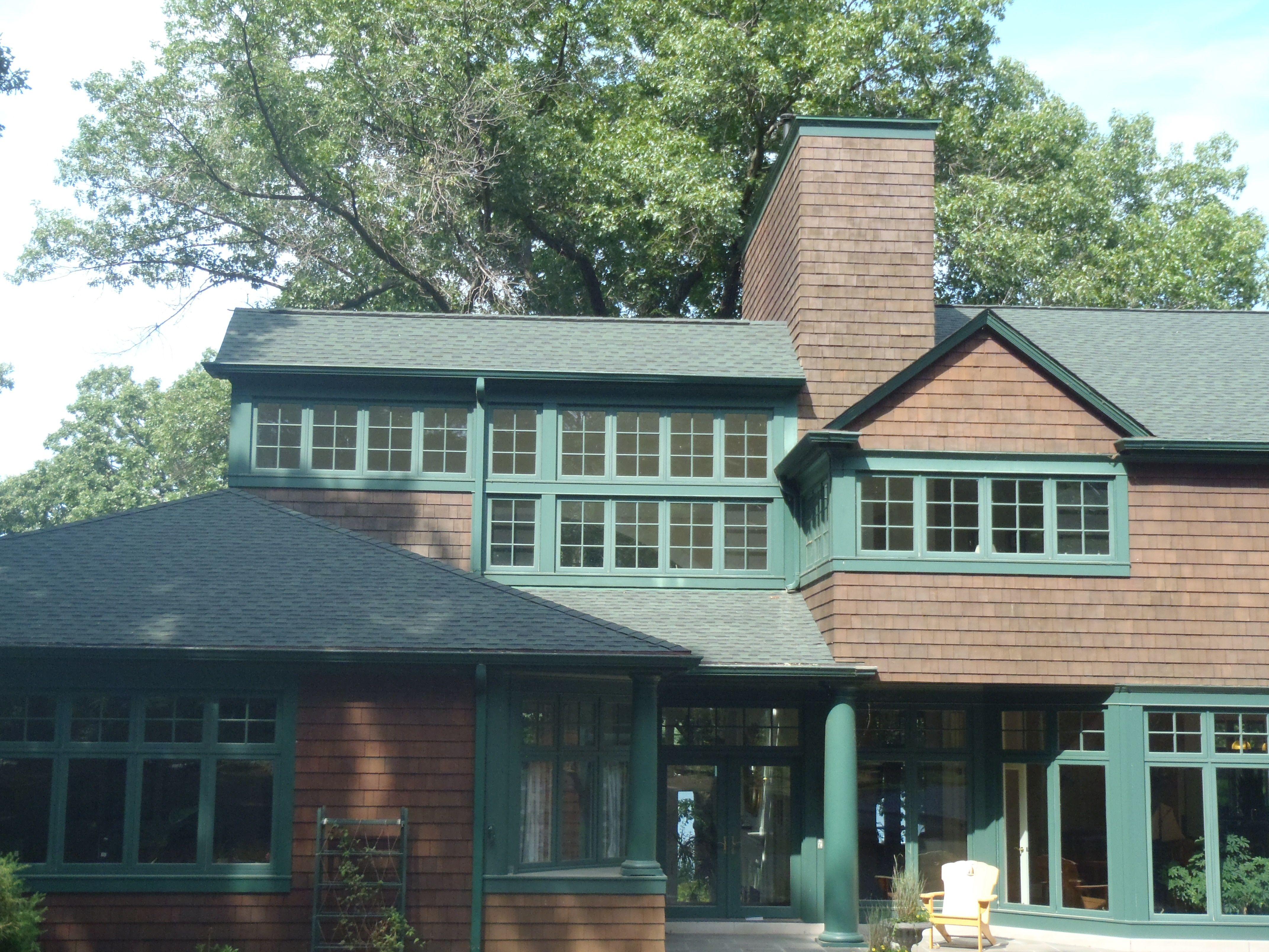 Best Gaf Timberline Hunter Green Master Elite Roofing House 400 x 300