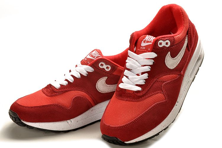 cheap for discount d4718 f519f Blancodrojo Zapatos Nike Air Max 87 Mujeres