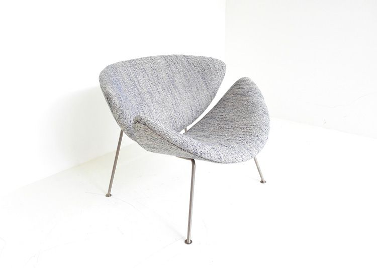 For Through Vntg Set Of 2 Lounge Chairs From The Fifties By Folke Ohlsson Artifort 60963 Stoel Woonkamer Pinterest