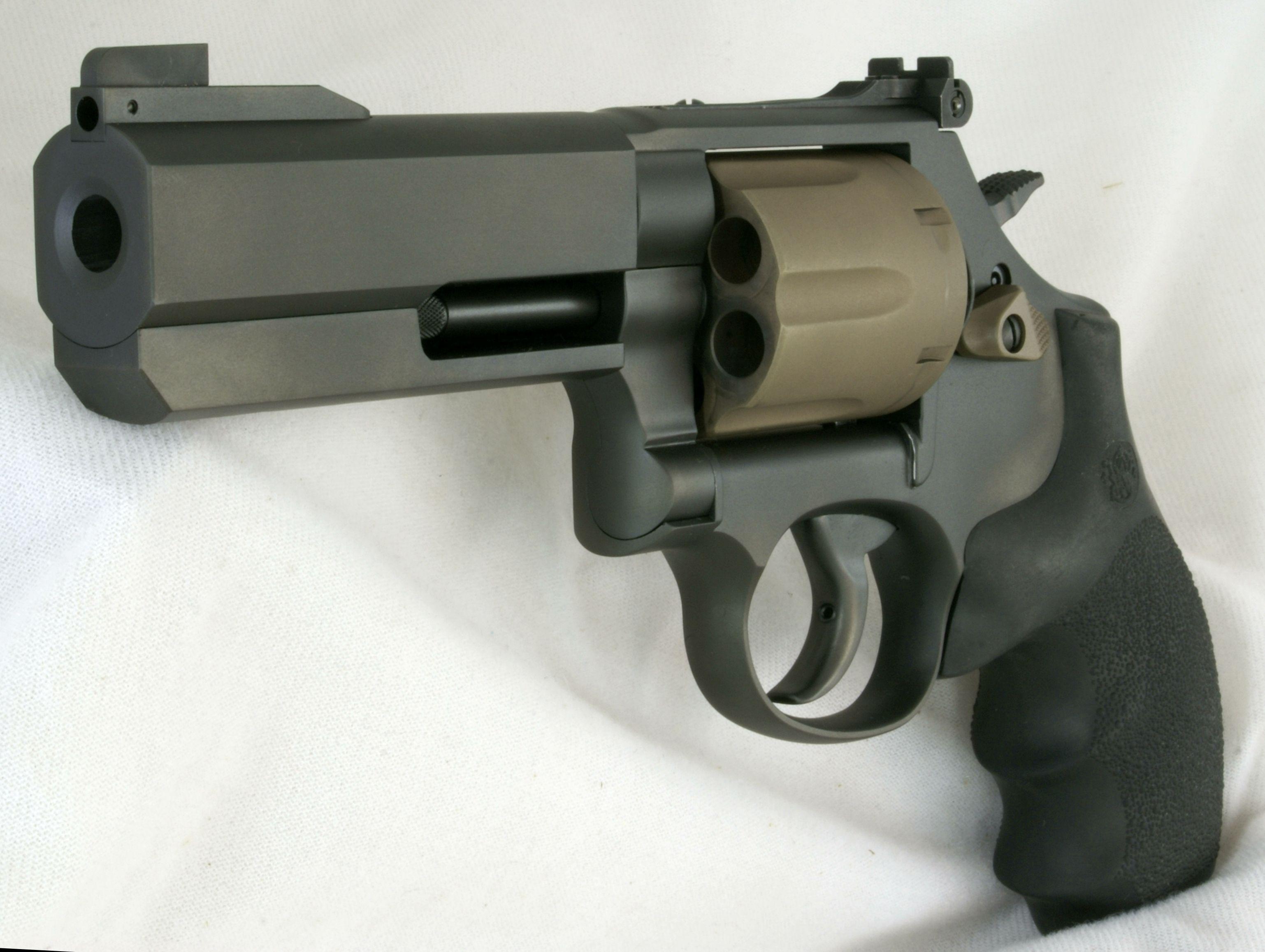 Clark Custom Smith Wesson 686 357 Magnum Revolver