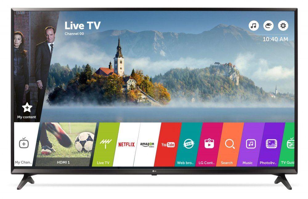 LG 43UJ630V | MALL CZ | zboží | Usb, Bluetooth a Wi fi