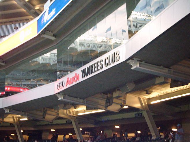 Image result for audi yankees club   Stadium Corporate Suites ...