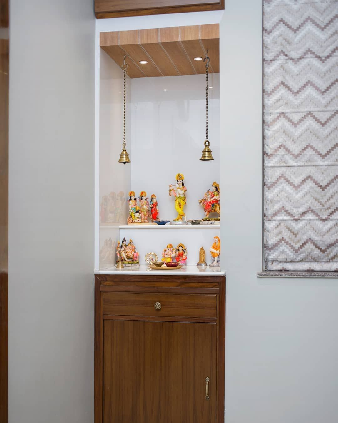 10 Pooja Room Door Designs That Beautify Your Mandir Entrance: #SacredSpaces Your Home Deserves Your Very Own Spiritual