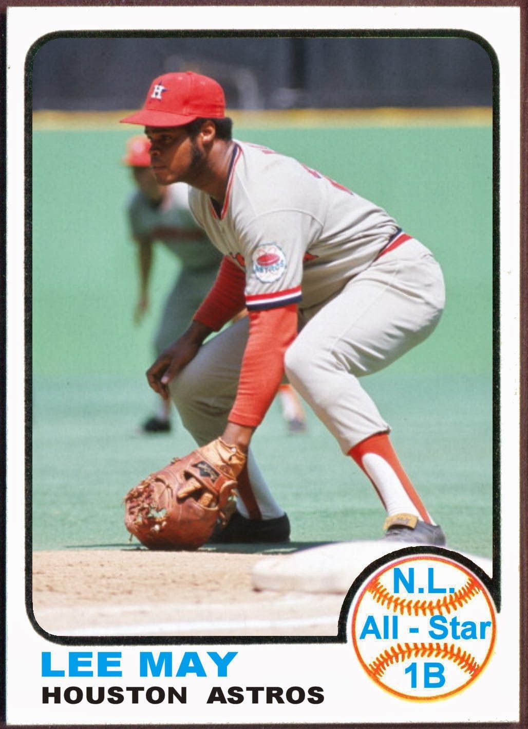 Cards That Never Were 1973 Topps All Star Cards