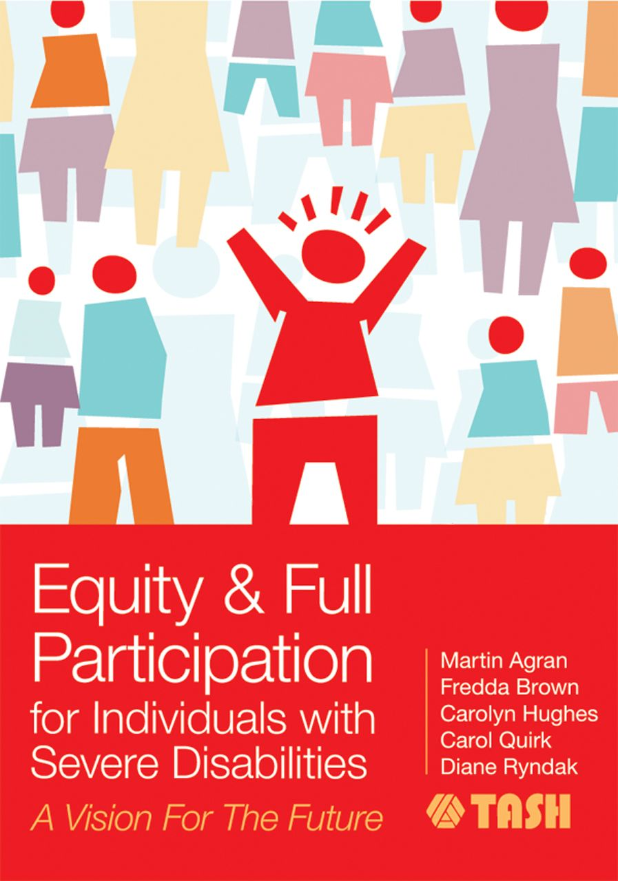 Equity and Full Participation for Individuals with Severe