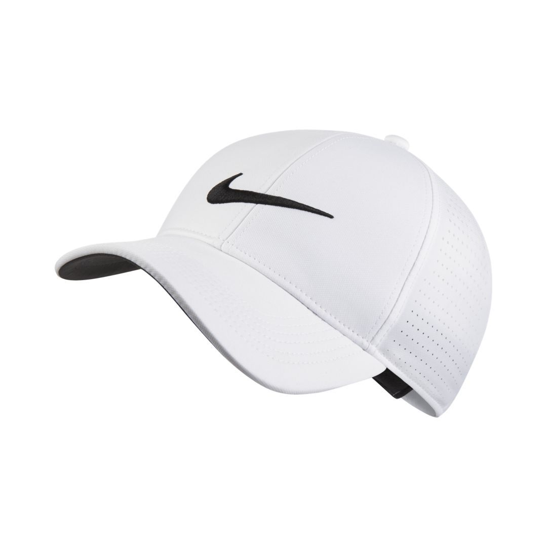 Nike Legacy 91 Perforated Adjustable Golf Hat Size ONE SIZE ... 6c40635c9e68