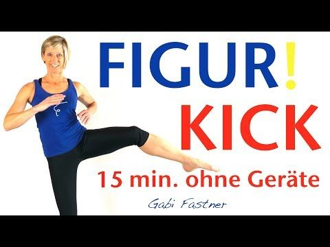Photo of ❗️Give your figure a kick! 15 minutes. Workout without devices