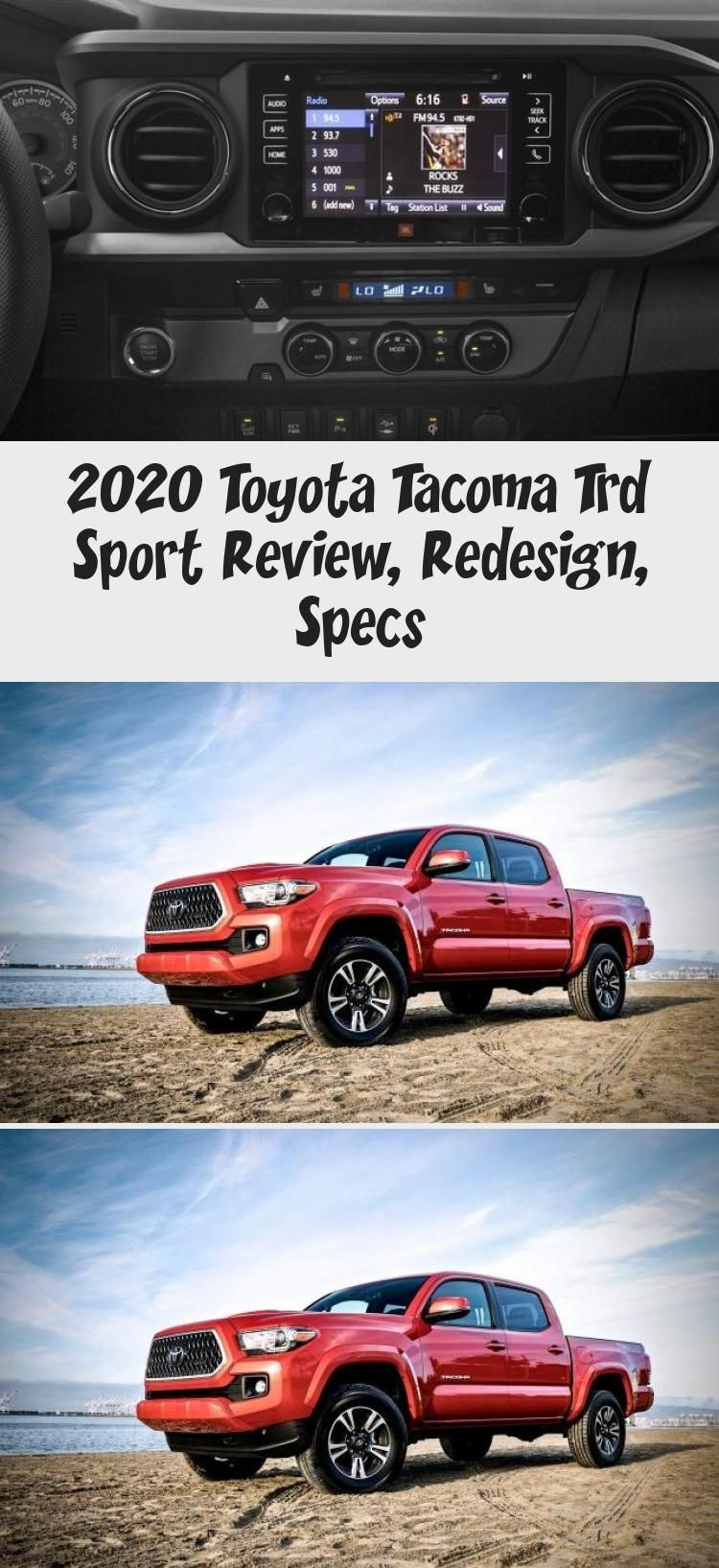 2020 Toyota Trd Sport Review, Redesign, Specs