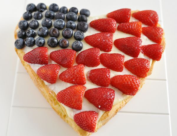 Patriotic desserts perfect for 4th of July