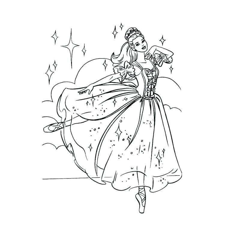 Coloriage danse classique coloriage danseuse etoile a imprimer a coloriage danseuse etoile a - Coloriage barbie danseuse ...