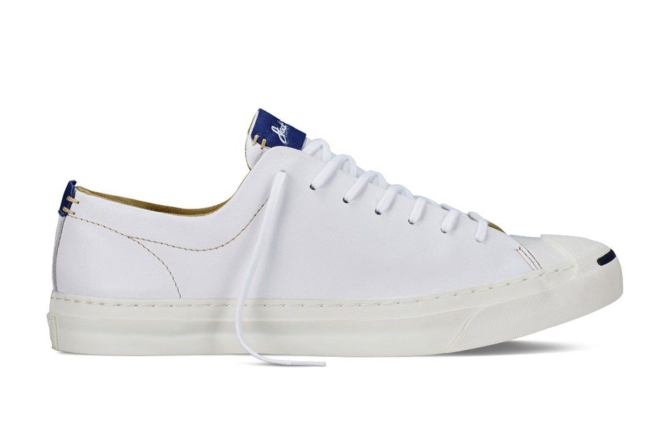 80ffaf861ce The Converse Jack Purcell Gets a Luxe