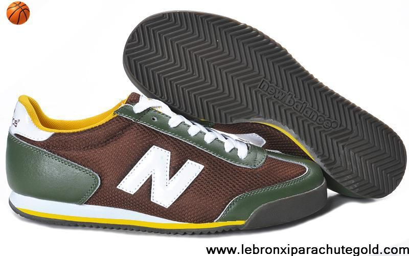 New Balance NB 360 Khaki Yellow White For Men Shoes Shoes Store