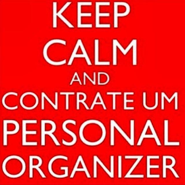 Personal Organizer Organizador Pessoal Organizacao Dicas De