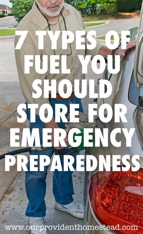 what kind of food should i store for an emergency