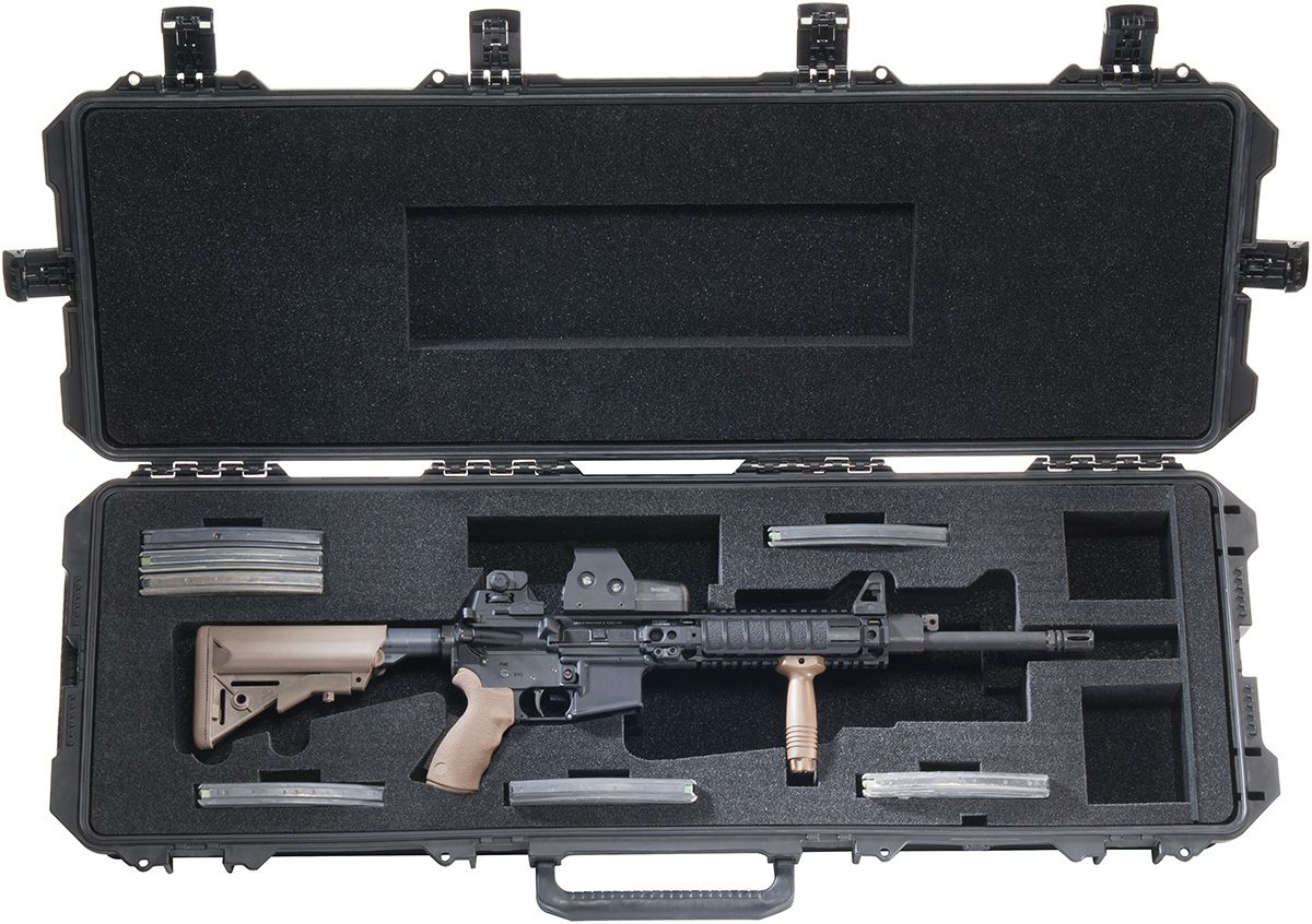 Pelican Storm™ iM3200 Case Six Press & Pull Latches Two