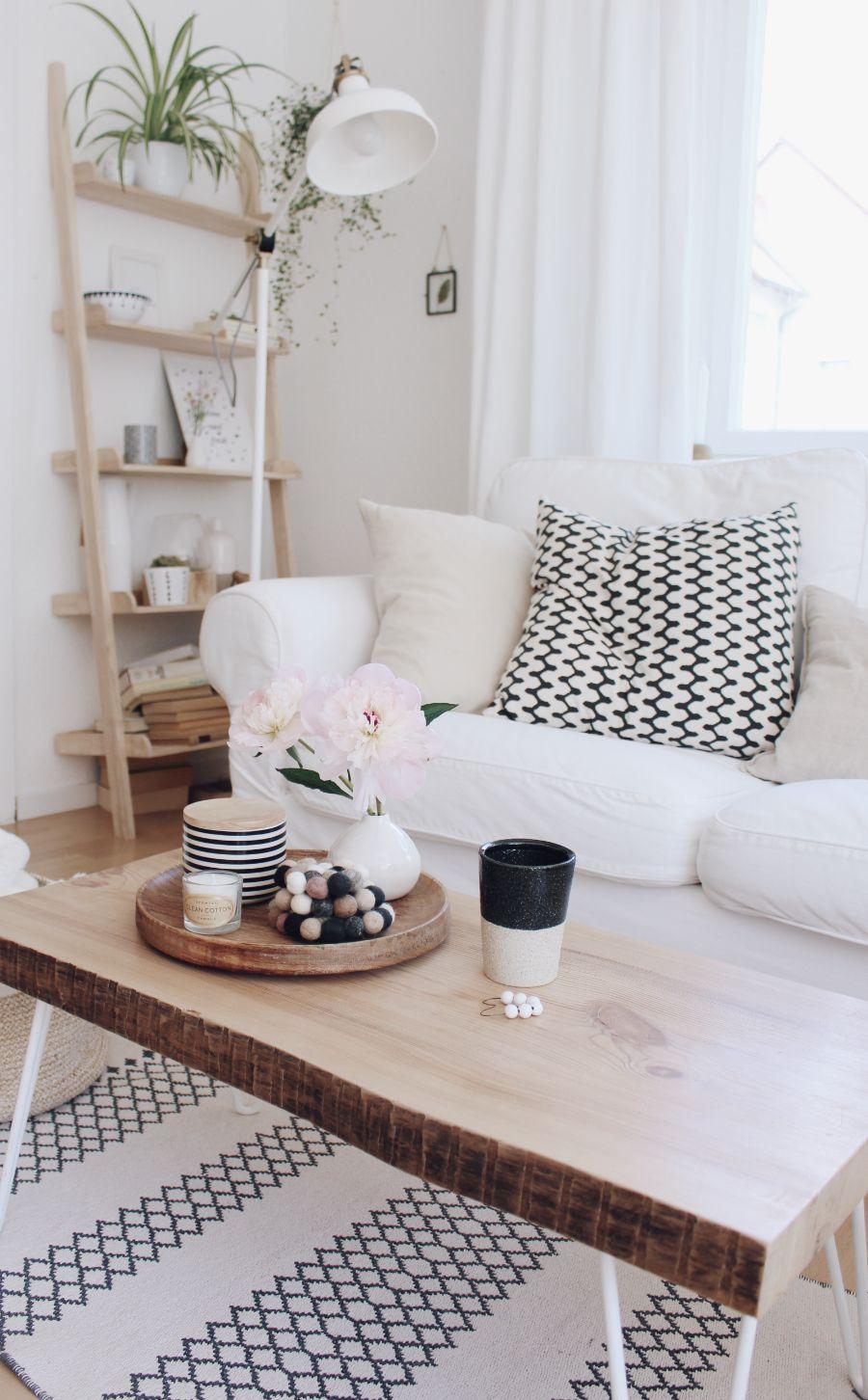 How to: Couchtisch dekorieren - Boho and Nordic  DIY & Interior