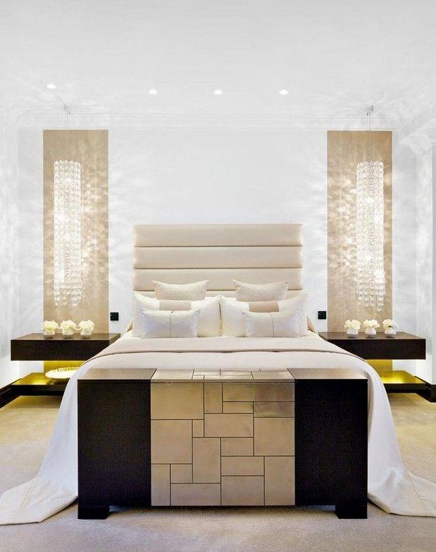 Luxury Homes Master Bedroom summer bedroom ideaskelly hoppen   master bedrooms, modern