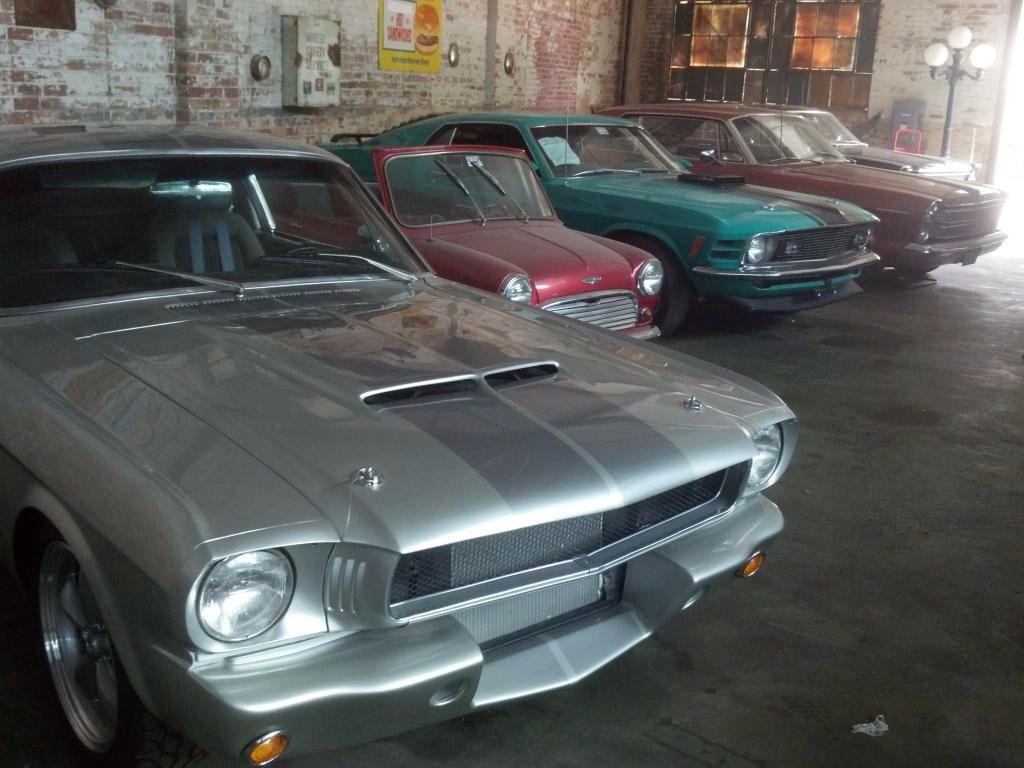 Ford Mustang - mock-Shelby - FantomWorks | American Cars | Pinterest ...