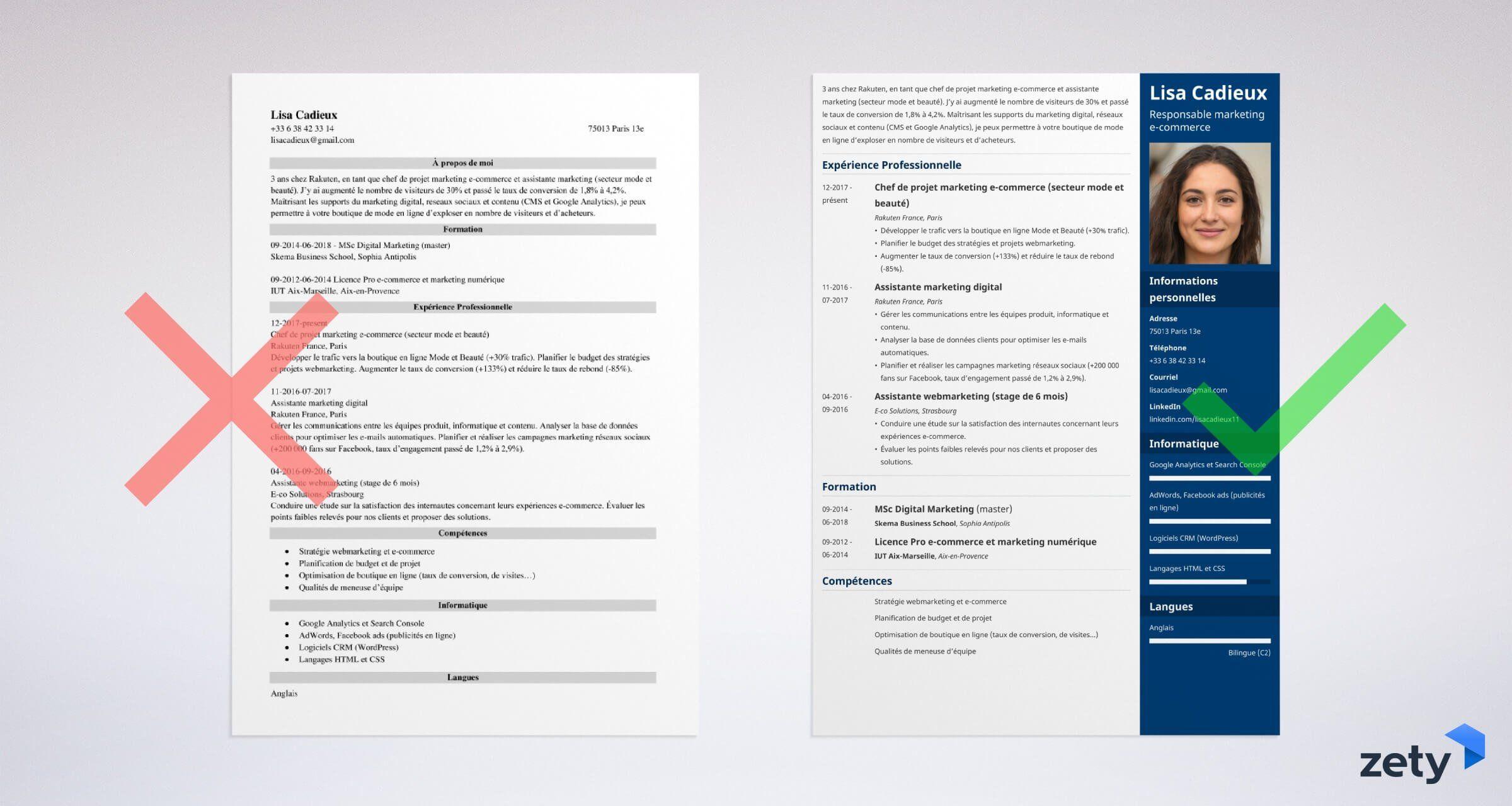 Phrase D Accroche Cv Guide Exemples A Propos De Moi Cv Ingenieur Comment Faire Un Cv Exemple Cv