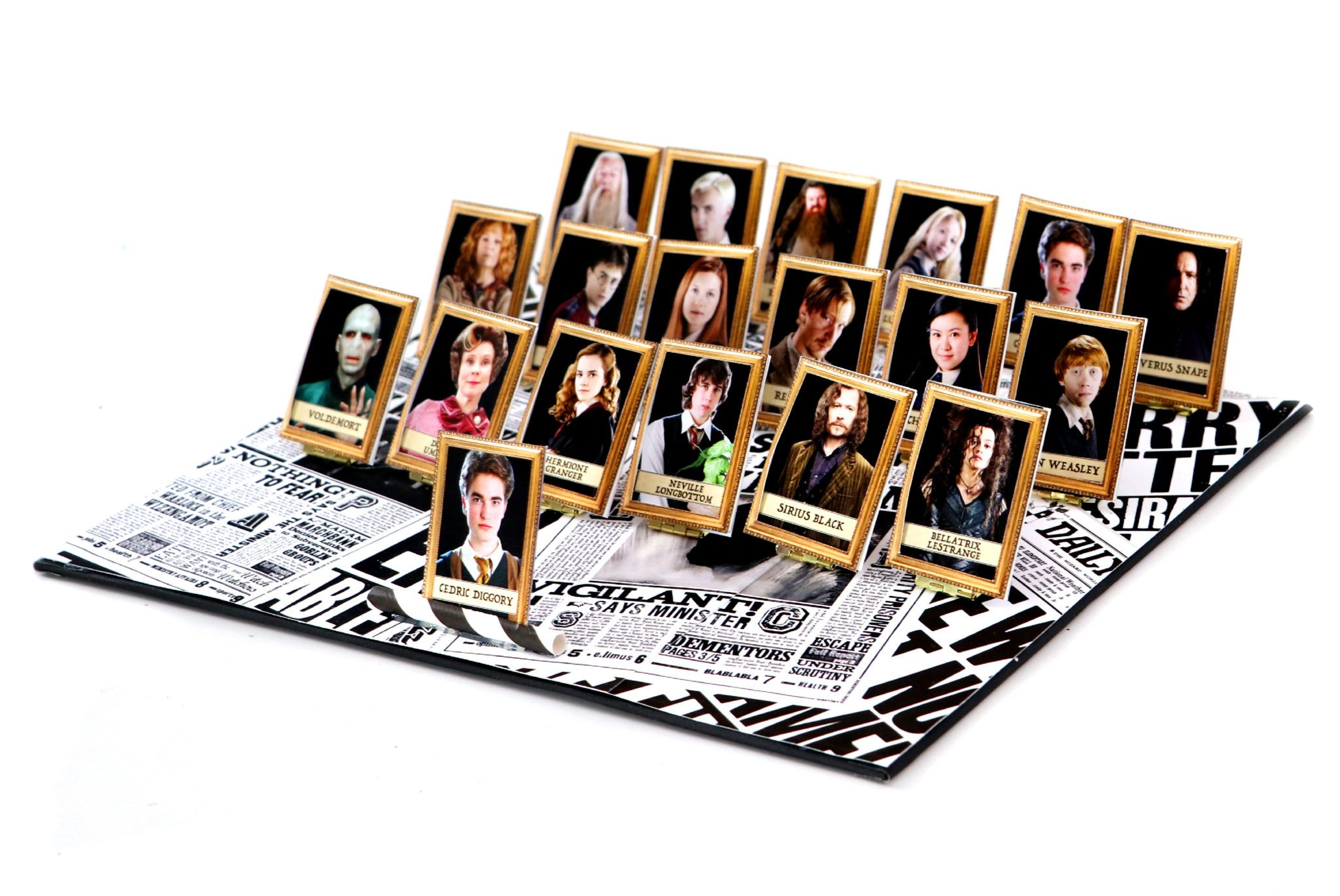 DIY Harry Potter Guess Who Game Harry potter diy, Harry