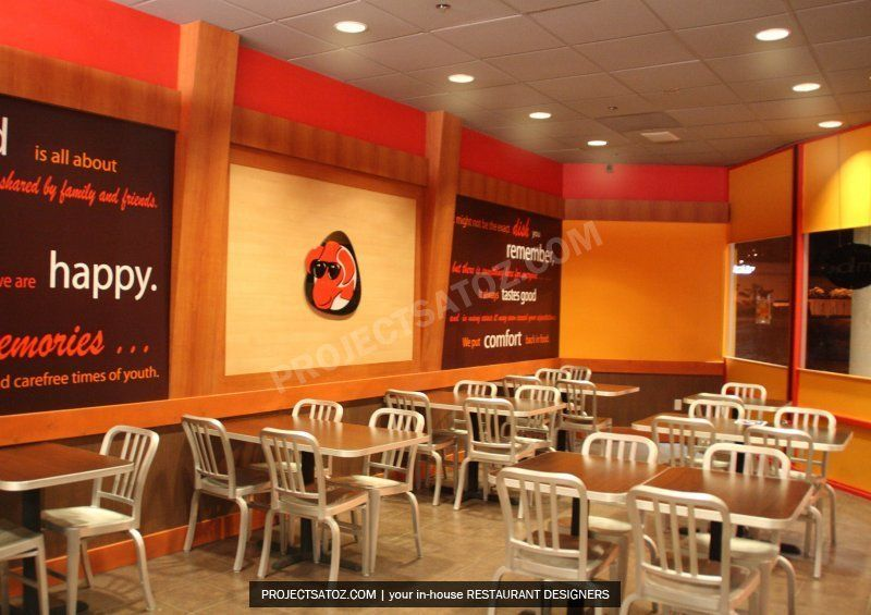 Genial Find This Pin And More On American Foods U0027nu0027 Restaurant Design By Hgbor.  American Fast Food Restaurant04
