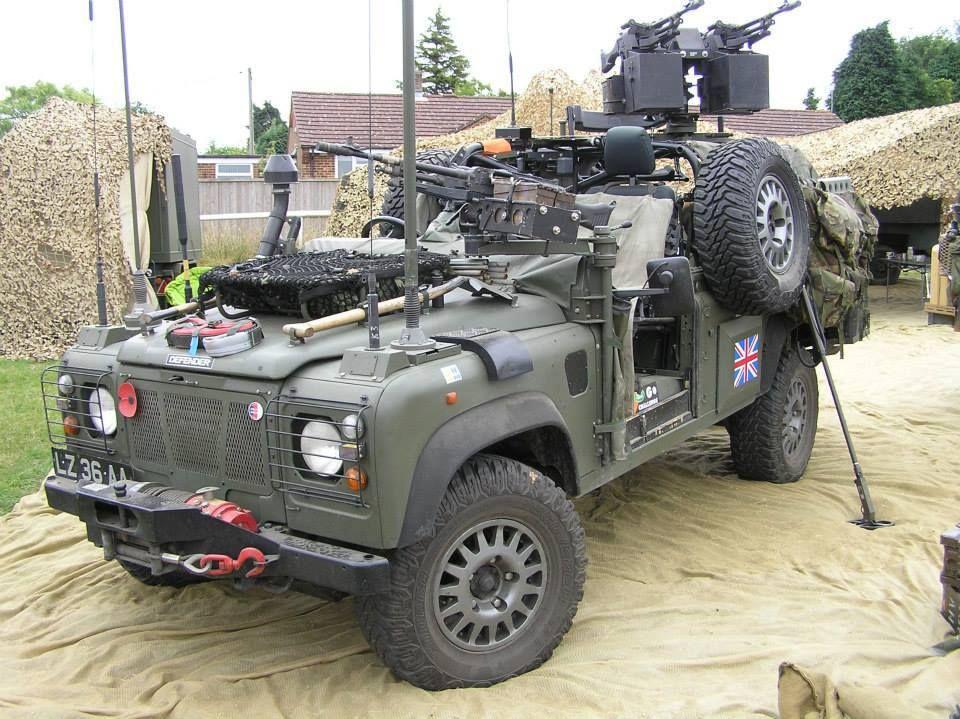 Fantastic Army Defender Land Rover Defender Land Rover