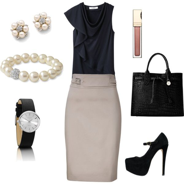 Working 9 to 5, created by darva-422 on Polyvore