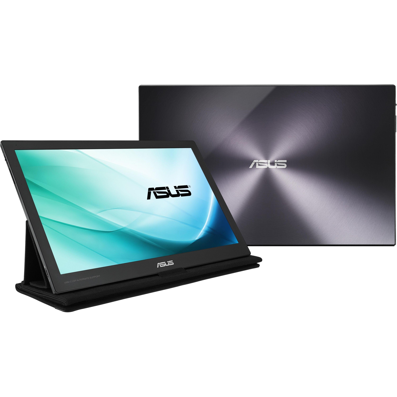 """Asus MB169C+ 15.6"""" LCD Monitor - 16:9"""