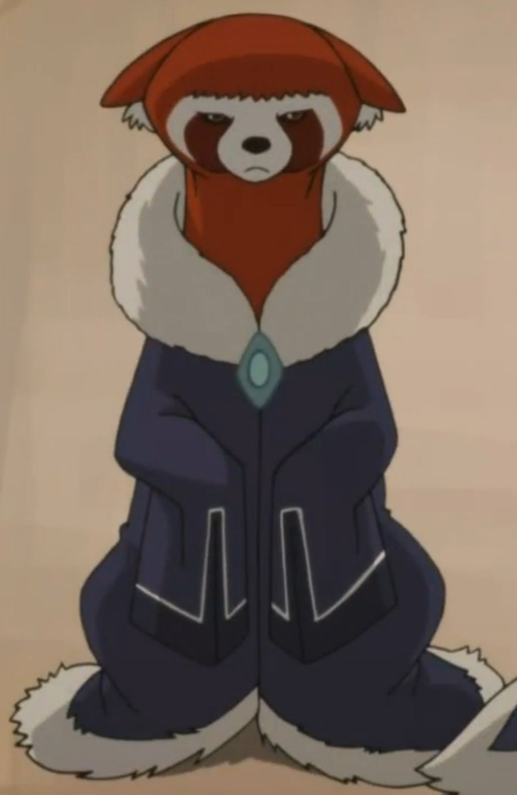 The Legend of Korra: pabu!!!   Avatar the last airbender