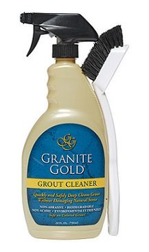 how to clean granite stone