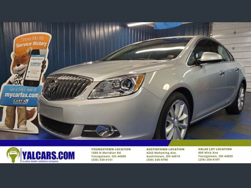 Used 2014 Buick Verano For Sale In Youngstown Oh 44509 Kelley Blue Book In 2020 Buick Verano Buick Blue Books