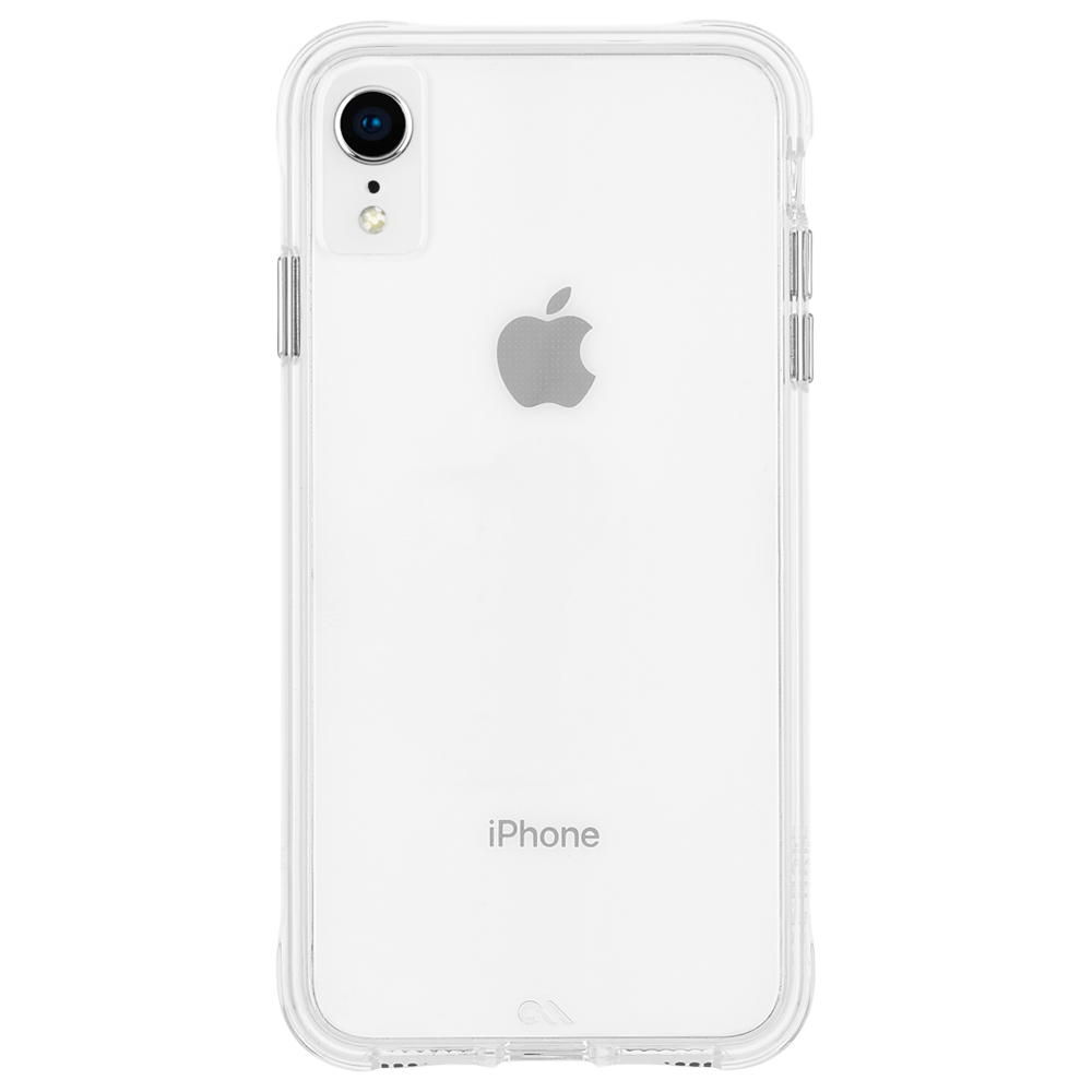 Case Mate Tough Clear Case For Apple Iphone Xr Clear Clear Iphone Case Clear Cases Iphone Transparent Case