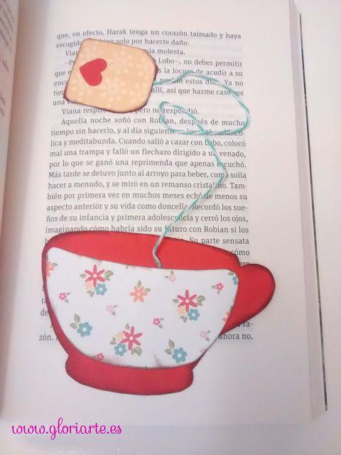 Marcadores de libro 15 ideas de lo más creativas Bookmarks - ideas creativas y manualidades