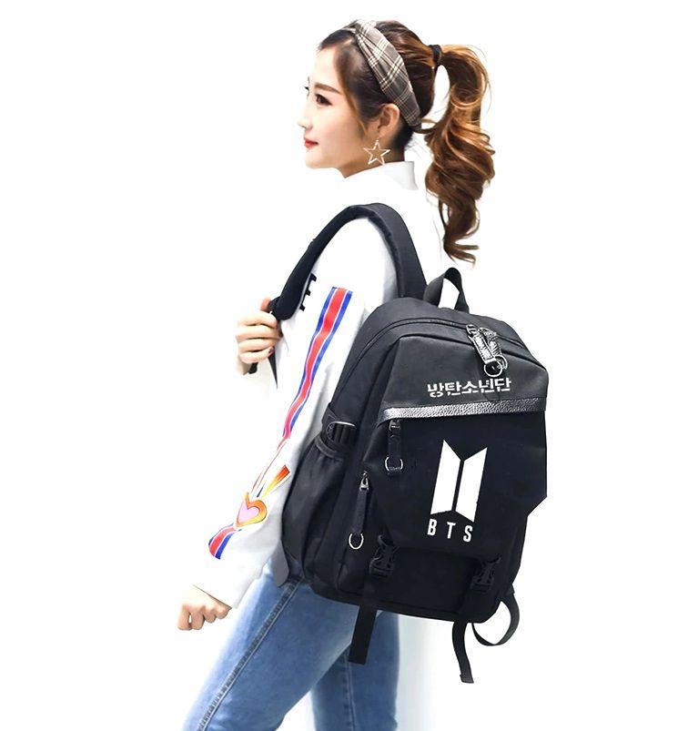 Awesome BTS Students Bag bts bag, bts backpack, kpop bag, kpop backpack, bangtan boys bag, bts ...
