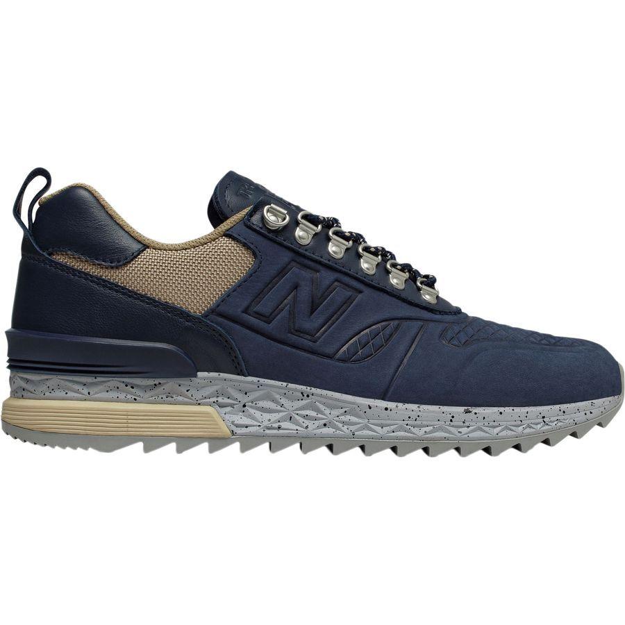 acheter en ligne 779e0 42c43 New Balance - Trailbuster Shoe - Men's - Nubuck - Pigment ...
