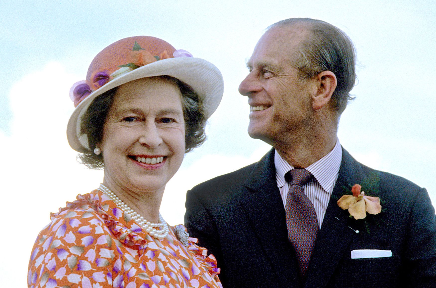 Queen Elizabeth Just Gave Prince Philip the Best Gift for