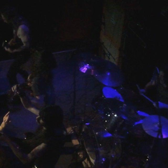 Satan, DJ Dennis Dread, Violation Wound & Danava performed on Sunday at Mississippi Studios