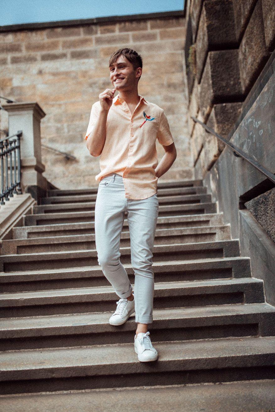 14 Frühling/Sommer Outfit Inspirationen für Männer: zum sofort anziehen!
