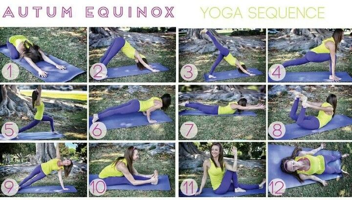 Autumn yoga sequence yoga club yoga sequences yoga